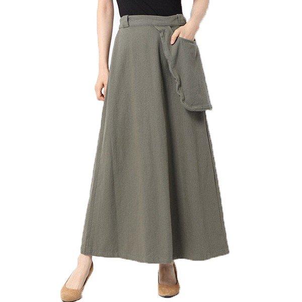 カツラギポケットスカート