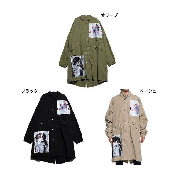 【送料無料】デコレーションスタンドビッグモッズコート
