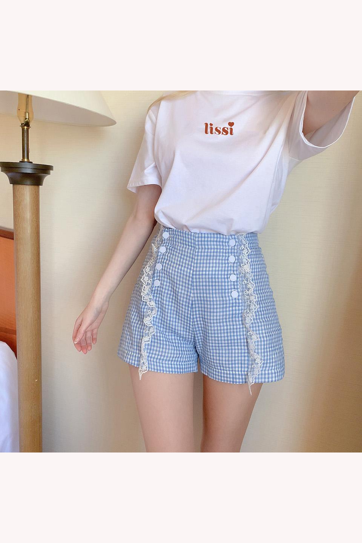lissiロゴ入りTシャツ