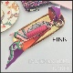 【即納可】スカーフ付きタッセルキーホルダー