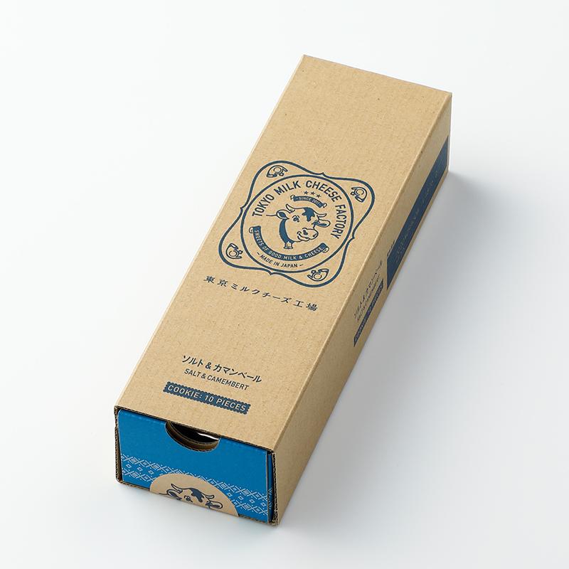 ソルト&カマンベールクッキー10枚入