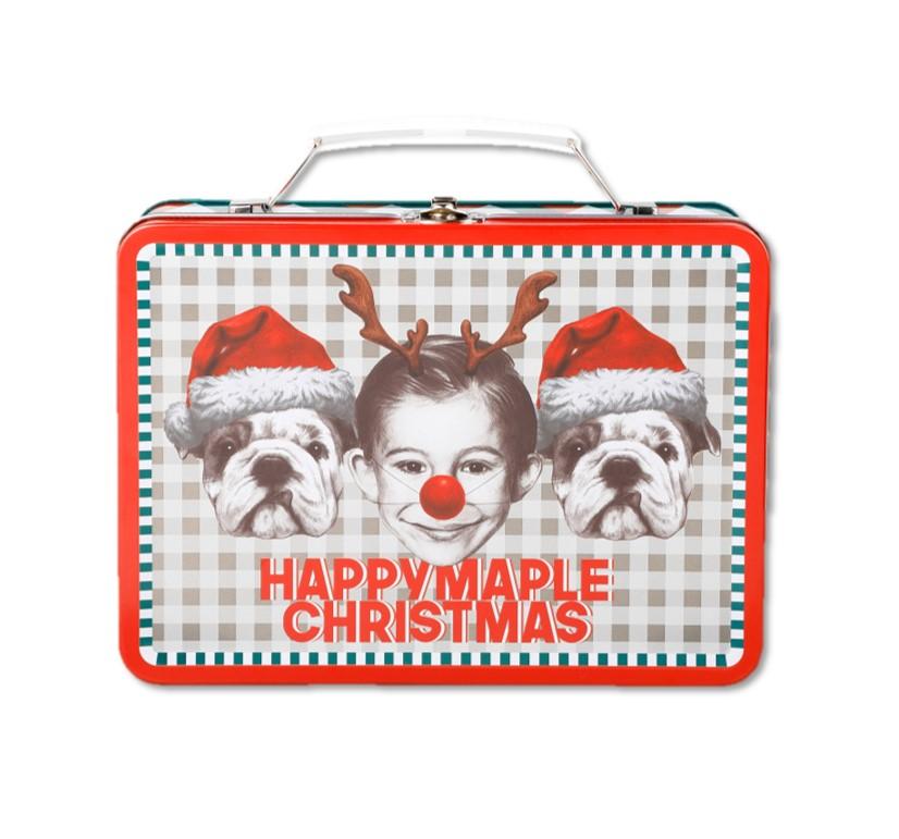 メープルクリスマスボックス