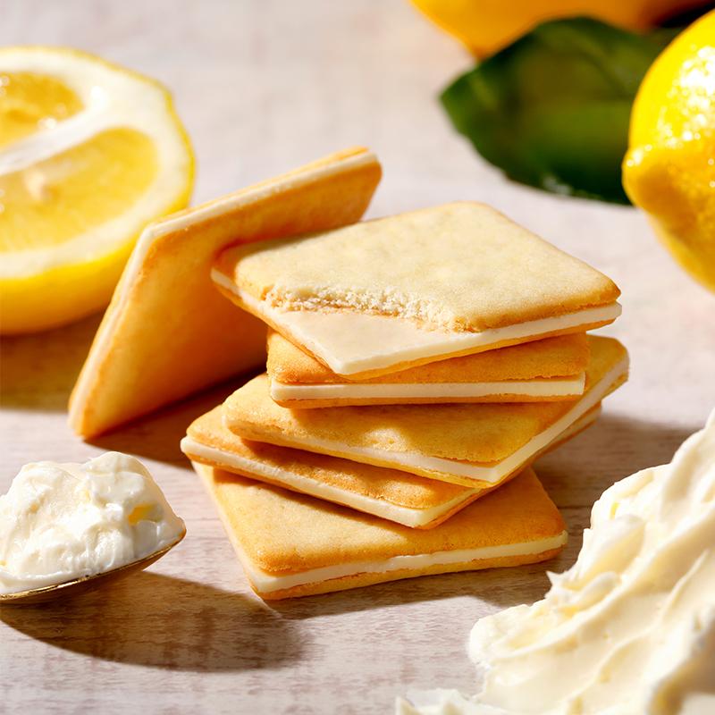 レモン&クリームチーズクッキー10枚入