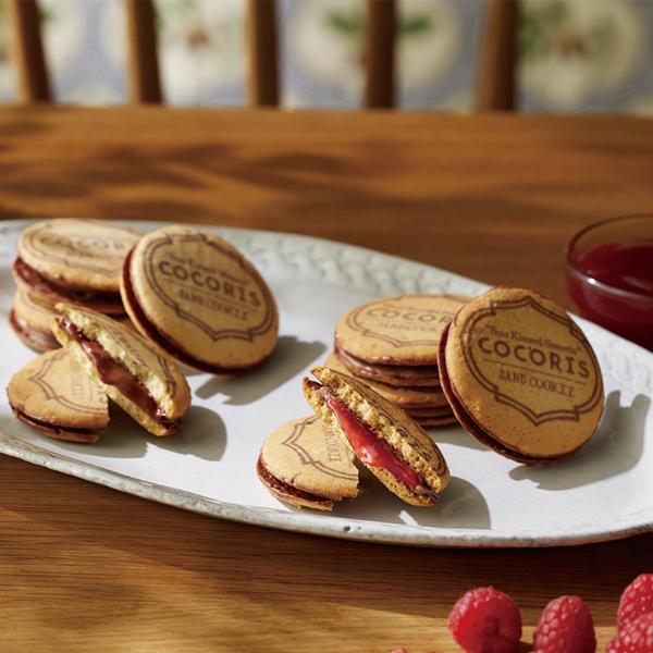 サンドクッキー詰合せ6個入