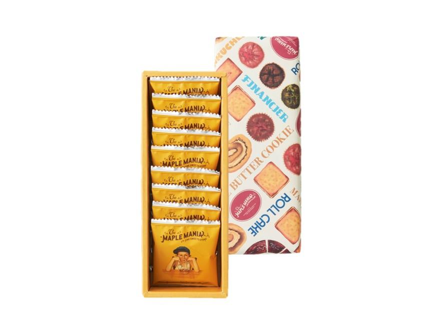 メープルバタークッキー9枚入