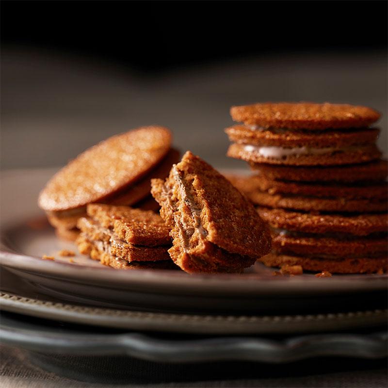 キャラメルチョコレートクッキー10枚入