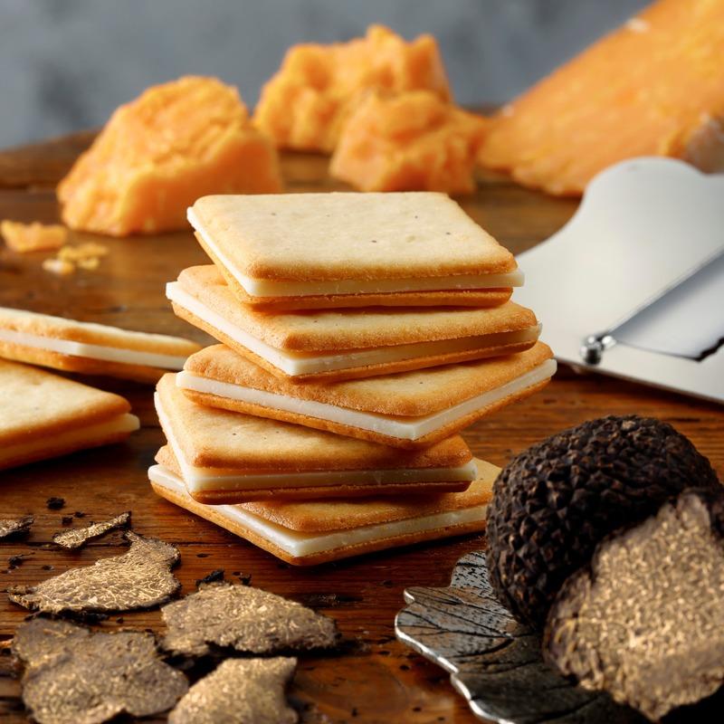 トリュフ&チェダークッキー