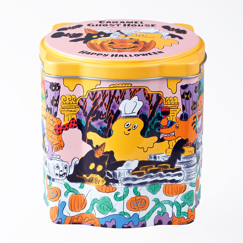 キャラメルゴースト缶