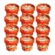 送料無料 【ケース販売】スドージャム 毎朝カップ マーマレード135g 1ケース(12個入り)