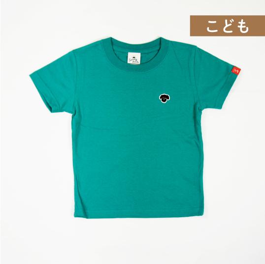 famdogトイプードル/親子Tシャツ/こども(全6色)