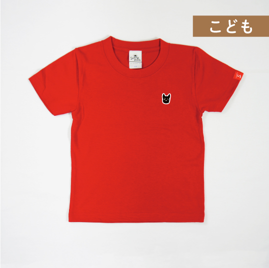 famdogフレンチブルドッグ/親子Tシャツ/こども(全6色)