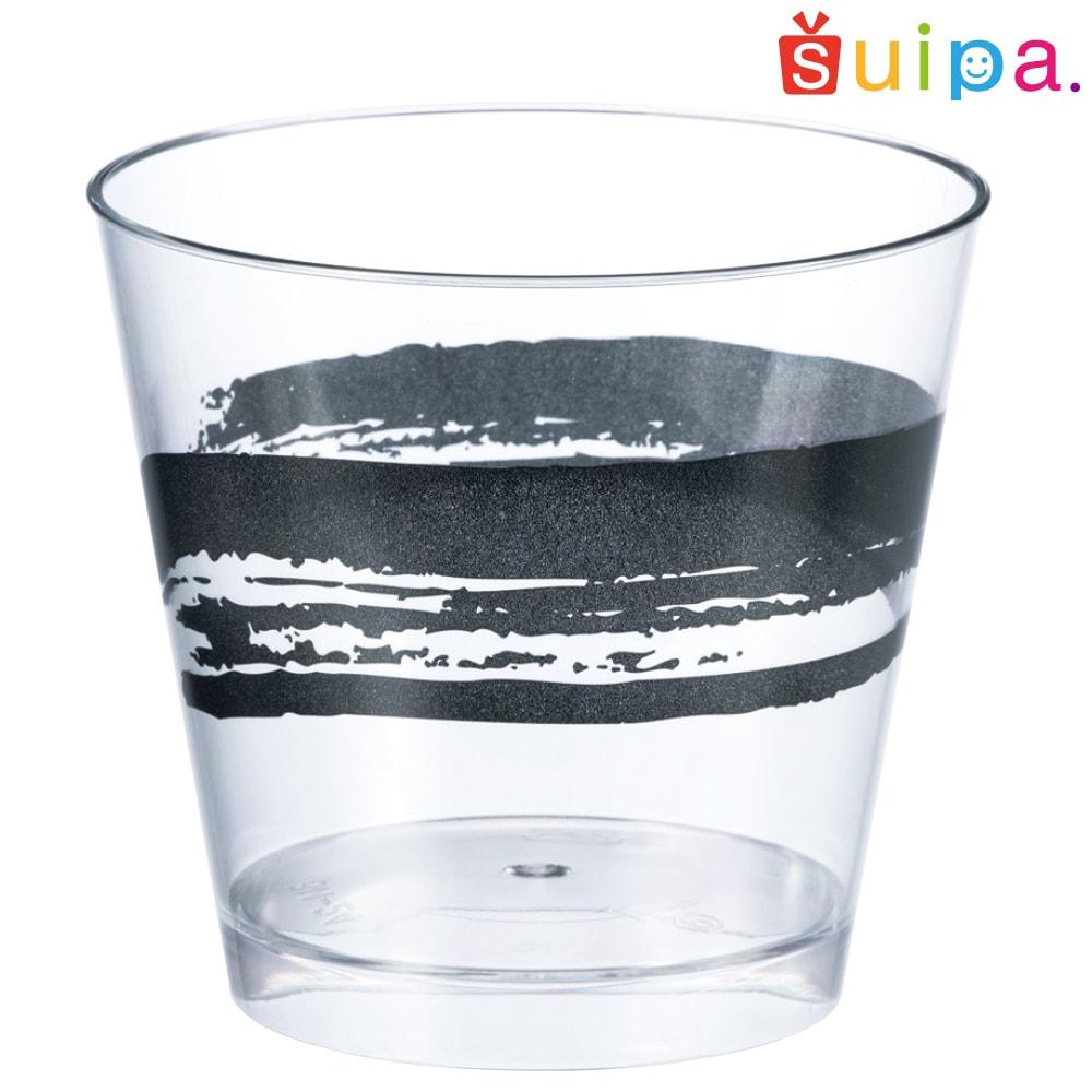 【日本製】PS 76-185 スタンダードカップ 筆 500個【デザートカップ プリンカップ プリン型 プラスチック容器 容器】