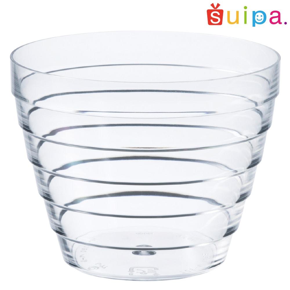 【日本製】PS 76-180 ベール 500個【デザートカップ  プラスチック容器 ゼリーやムースに】