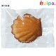 バリアNY 合掌袋 ガトーホワイト 85×115 2,000枚【日本製 包装 ラッピング クッキー 焼菓子袋 バリア袋 おしゃれなデザイン】