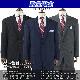 [ss-fuku-2b2pajbig]福袋 春夏物 2ボタンビジネススーツ ビックサイズ (E体・K体)  アジャスター付き