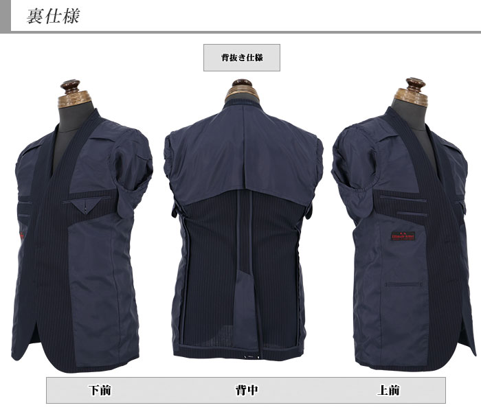 [1N6C61-21]  ツーパンツスーツ メンズスーツ 2パンツ 紺 ストライプ レギュラーツーパンツスーツ パンツ2本 春夏スーツ パンツウォッシャブル