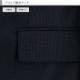 [2JCC33-31] スリーピース メンズスーツ 3ピース スリムスーツ 紺 オルタネイト ドット 微光沢 ナロースリーピース スーツ 2019新作 秋冬 春 スーツ ベスト ジレ付 パーティ 結婚式 ニ次会 紳士服