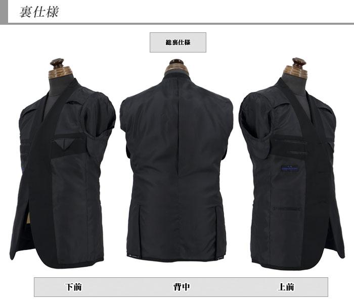 [2J1C31-20] メンズ スーツ 3つボタン 3ボタンスーツ 黒 シャドーストライプ 段返り3ツボタンスーツ 2019新作 秋冬 春 スーツ
