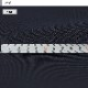 [2JD032-11] スラックス 大きいサイズ メンズ 秋冬 春 ツータック ビジネススラックス ウォッシャブル 紺 無地 秋冬 春 洗える 家庭洗濯可 すべり止め付き メンズパンツ
