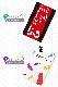 iPhoneX iPhone8 iPhone8Plus iPhone7 iPhone7Plus iPhone6s  iPhone6sPlus iPhone6 マジックインキ モバイルバッテリー 4000mAh 軽量 大容量 スマホ 充電器 タブレット アンドロイド 全機種対応 SO-02G SO-01G グラブル ポケモンGO モンスト  【スマホゴ】