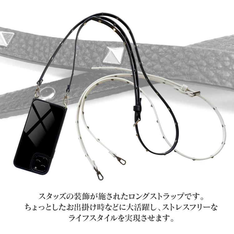 スマホケース ストラップ ネックストラップ 革 ショルダーストラップ ロングストラップ iPhone11 ケース ストラップ スマホケース ストラップ iphone11Pro ケース ストラップ オシャレ VESTI
