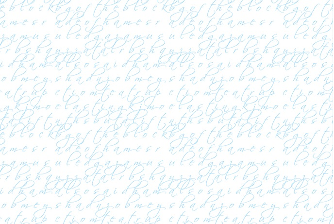 【ガラス用】アルファベット(ホワイト)