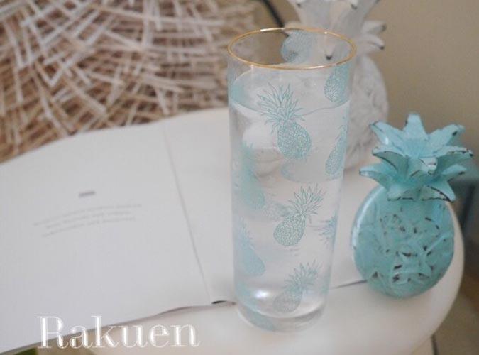 【ガラス用】楽園転写紙 ブルー