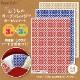 【オーブン転写紙】七宝(紅) A4