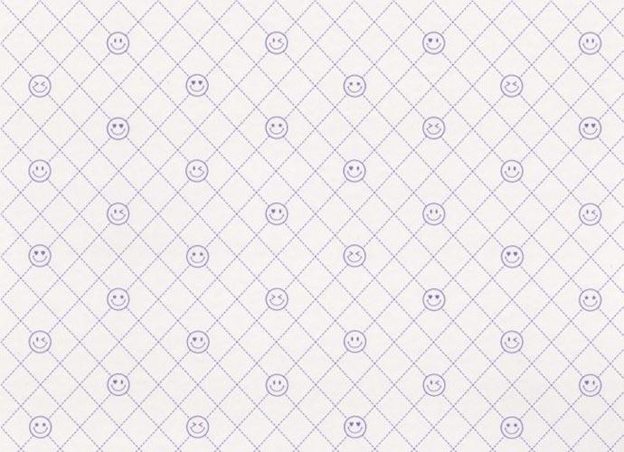 《50%OFF!》 マトラッセ柄スマイル(5枚セット)  【在庫限りSALE】【セット割引】