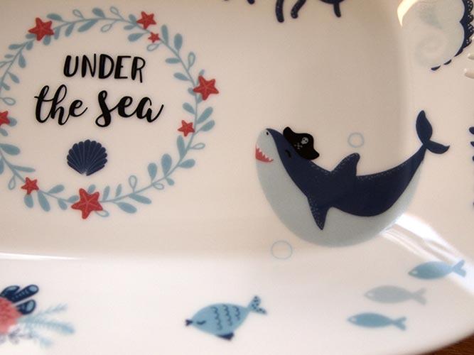 sea 海 シー転写紙