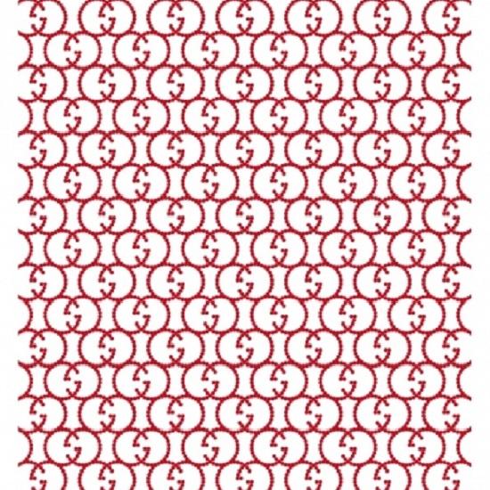 《10%OFF!》【ガラス用】ドット レッド【SALE期間:9/1〜11/末】
