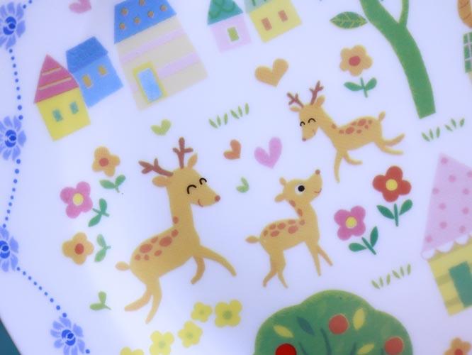 《10%OFF!》かわいい森の動物たち転写紙【SALE期間:12/1〜21/1/末】