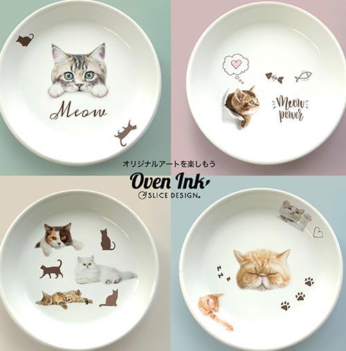 【オーブン転写紙】お試しパック キティキャット
