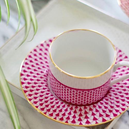 Ecaille エカイユ転写紙 vivid pink