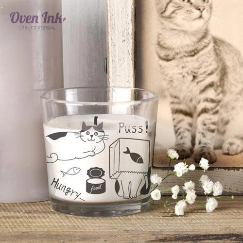 【オーブン転写紙】お部屋の猫たち V
