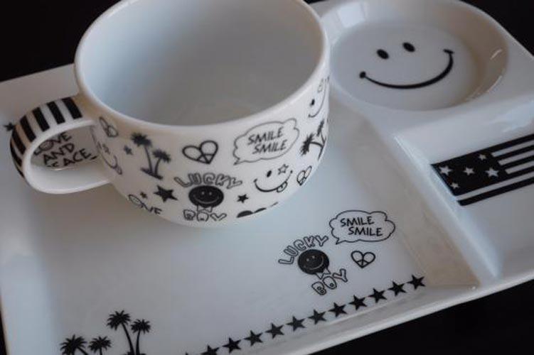 SMILE スマイル転写紙 ブラック