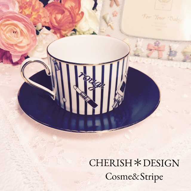 Cosme&Stripe 転写紙