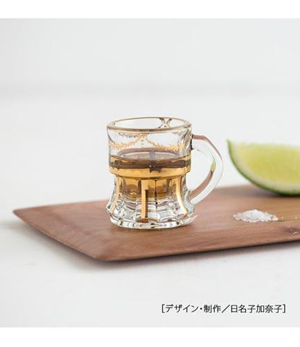 ガラス用ボーダーB(ゴールド)