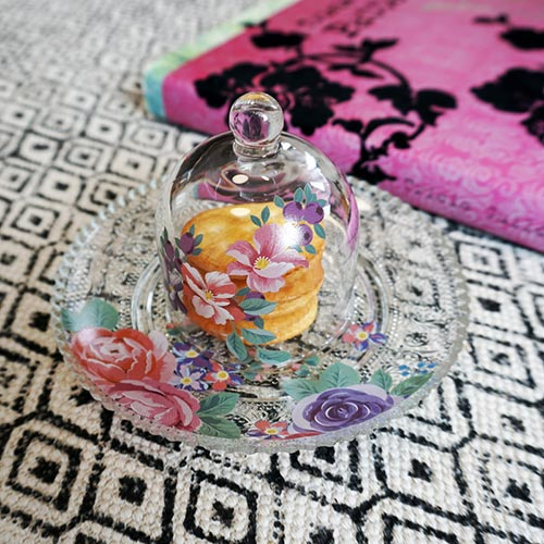 【ガラス用】Tea party bouquet