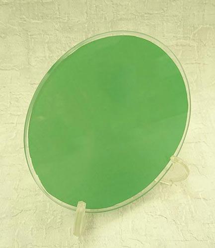 ガラス用単色転エメラルドグリーン