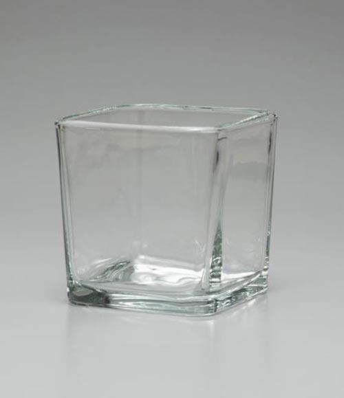ガラス キューブスタンド