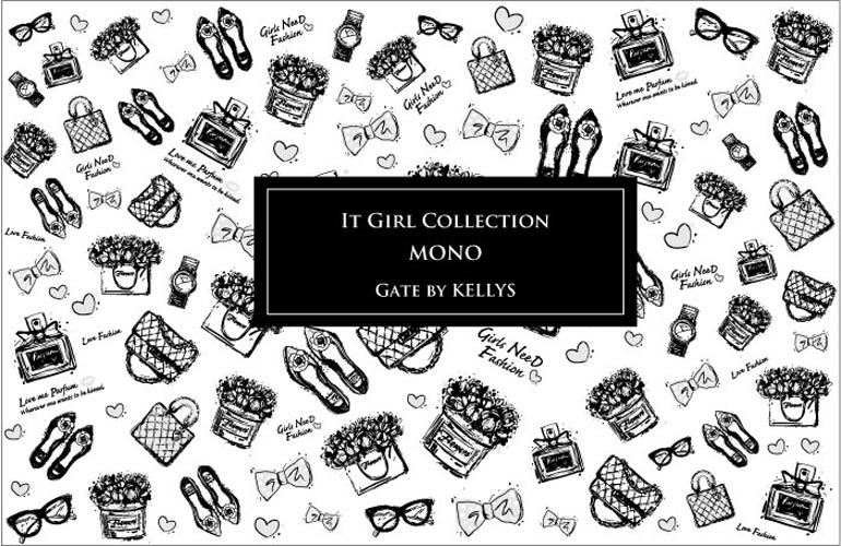 《40%OFF!》It Girl Collection MONO【SALE期間:9/1〜12/末】