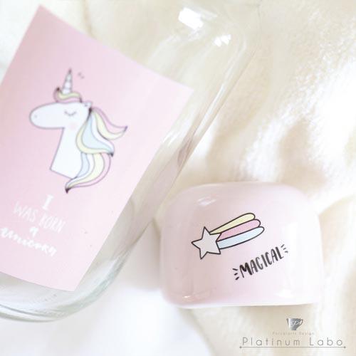 【簡単オーブン転写紙】UnicornPartsユニコーンパーツ