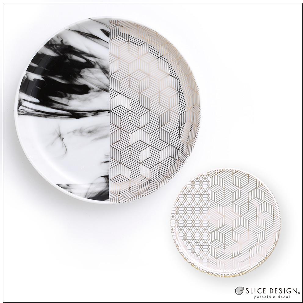[Duo Lattice]Gold Geometric & Hexagon -[デュオラティス]−ゴールドジオメトリック&ヘキサゴン