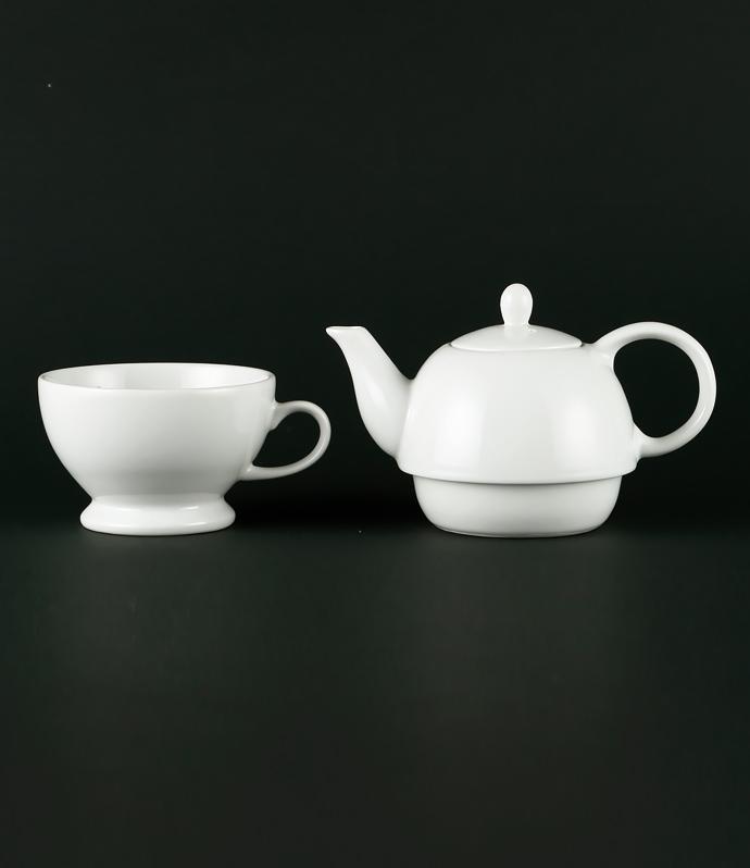 ポット&マグカップ(コロン)