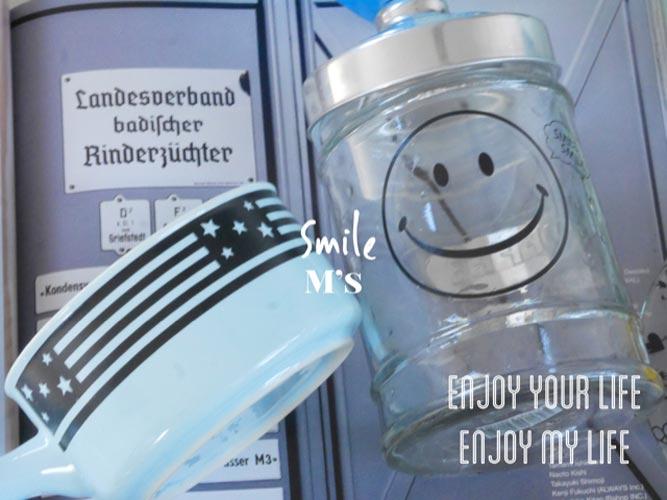 【ガラス用】 SMILE スマイル転写紙 ブラック