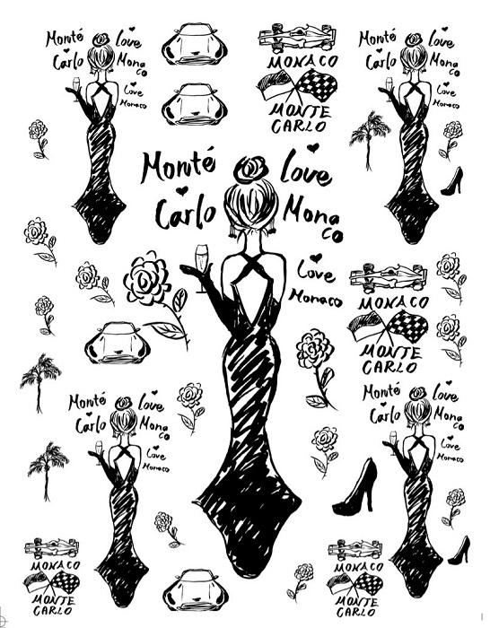 Love Monaco〜薔薇の舞踏会より〜