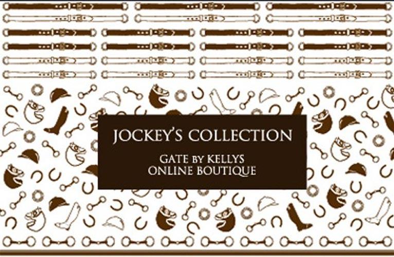 《40%OFF!》 JOCKEY'S COLLECTION 転写紙 ブラウン【在庫限りSALE】