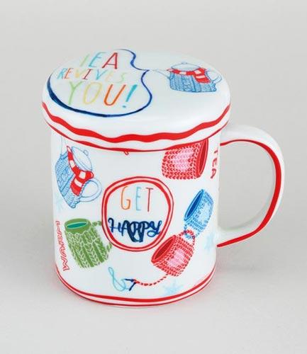 ニットマグカップ