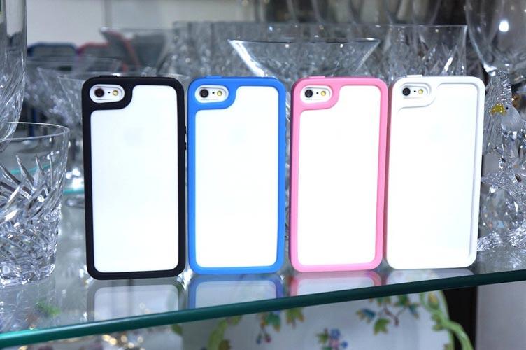《45%OFF!》【白磁】iphoneSE / 5sケース ブラック
